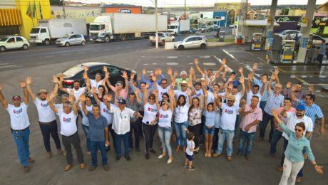 Manifestação produtores rurais contra impunidade