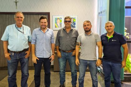 Os diretores do Grupo Prodap
