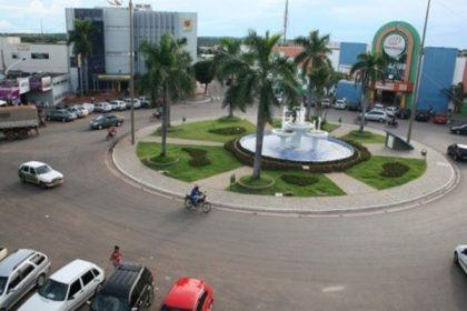 Praça dos Garimpeiros, Barra do Garças - MT