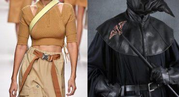 A moda muda muito rápido...