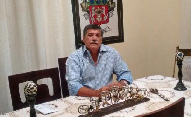 Jorge Caiado, autor da denúncia e primo do governador Ronaldo Caiado