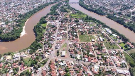 O município de Pontal do Araguaia