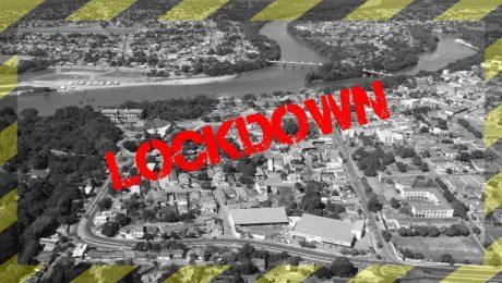 Lockdown em Barra do Garças e Pontal do Araguaia