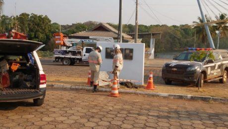 Dono de restaurante de Nova Xavantina é preso por furto de energia