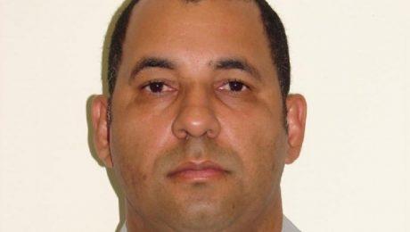 A vítima, o 3º sargento da Polícia Militar André José dos Santos, de 40 anos