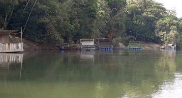 Dois suspeitos por prática de pesca predatória em rio, fogem da polícia no MT