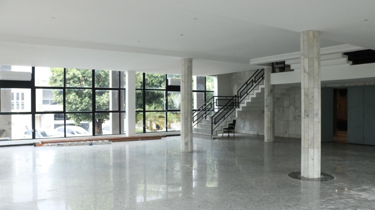 O novo Centro de Cultura e Convenções de Barra do Garças. Imagens: SECOM/BG