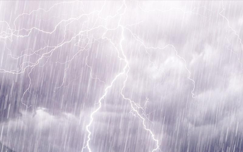 chuva intensa temporal tempestade